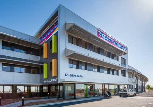 Espace Entreprise Montpellier Garosud